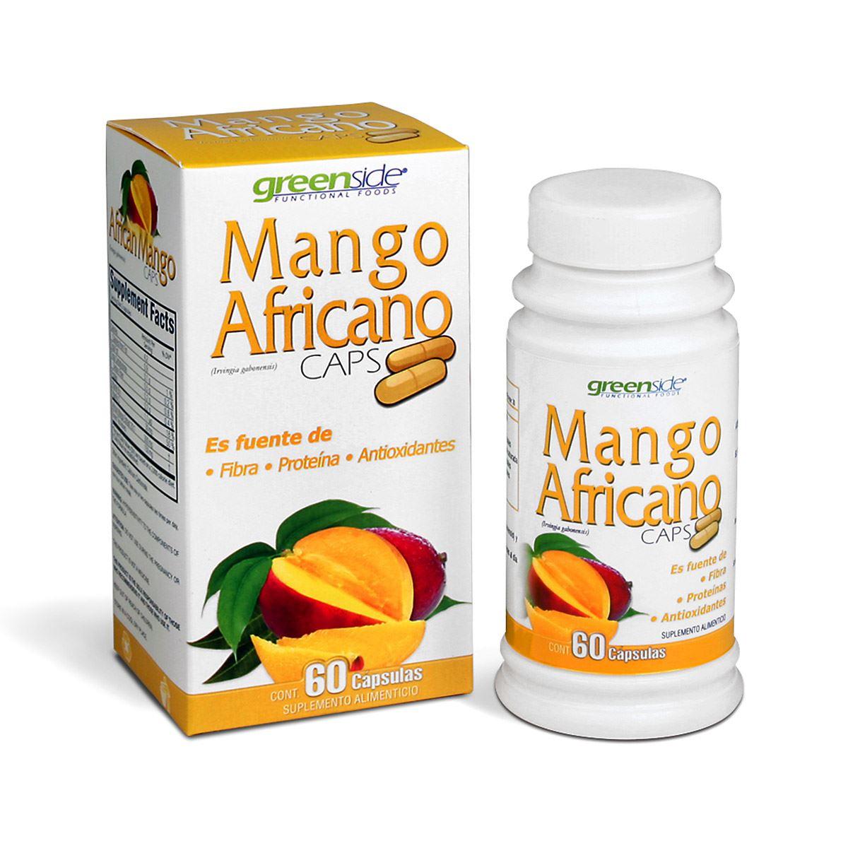 Mango africano 60 capsula