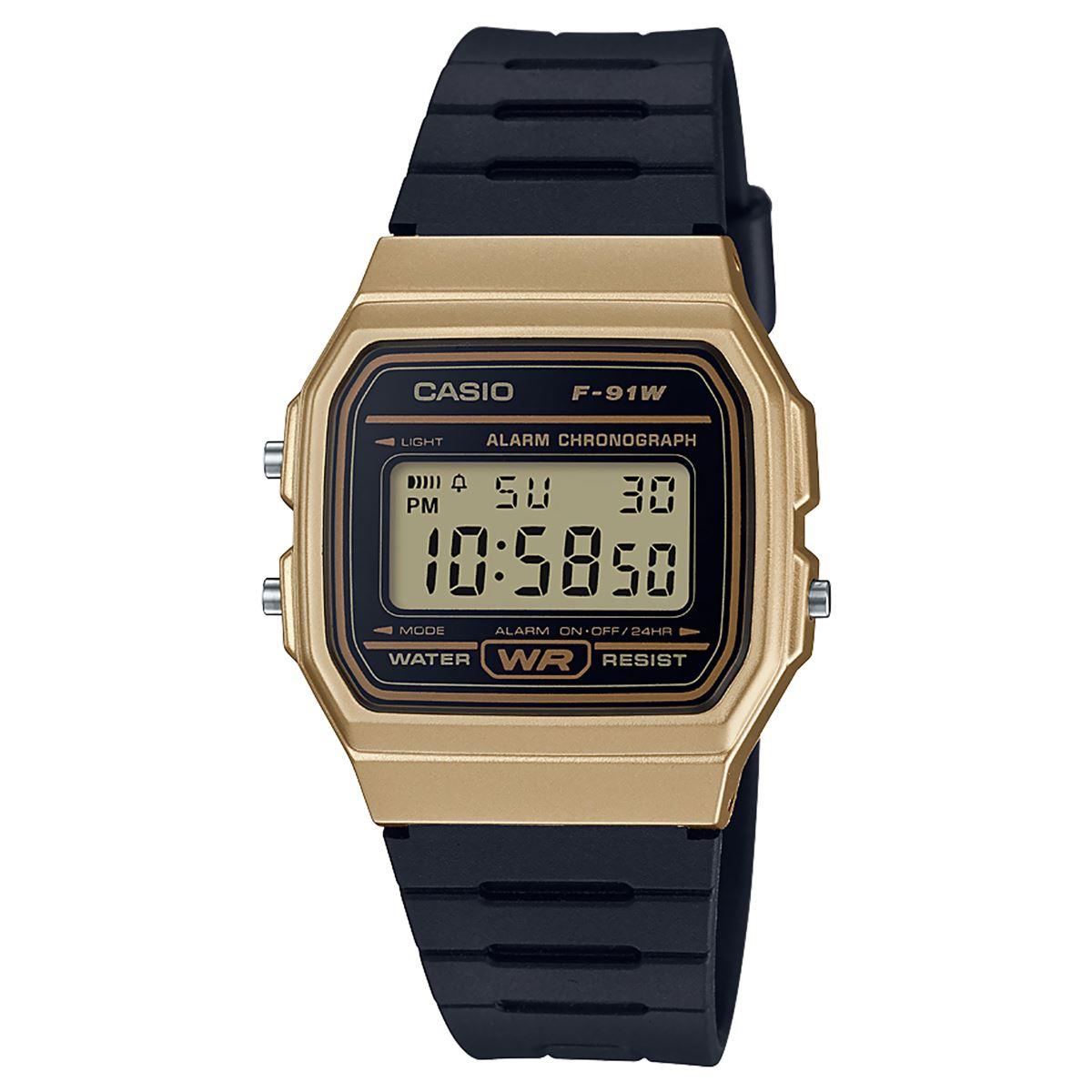 Reloj Casio para Caballero F-91WM-9ACF