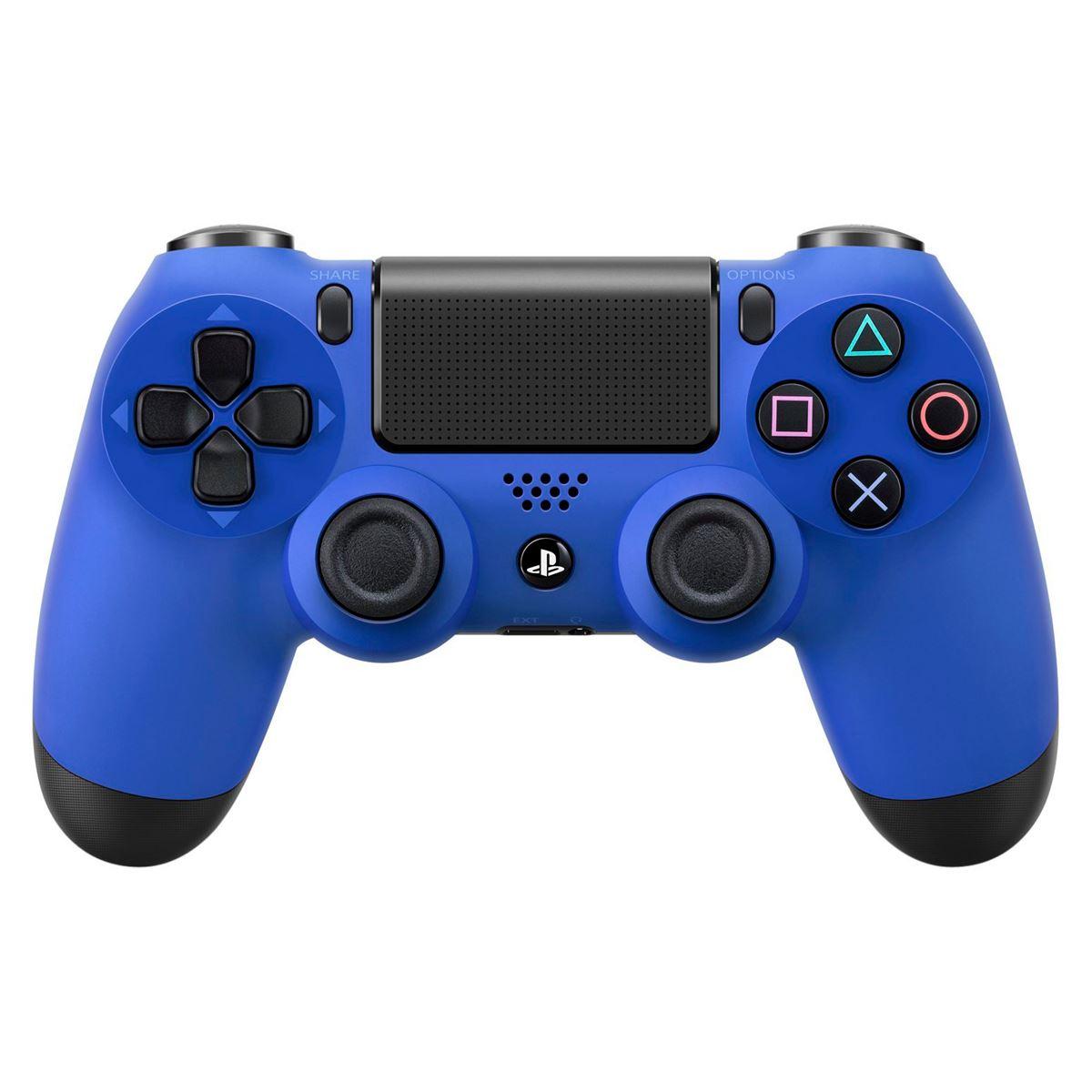 Control Inalambrico PS4 Azul