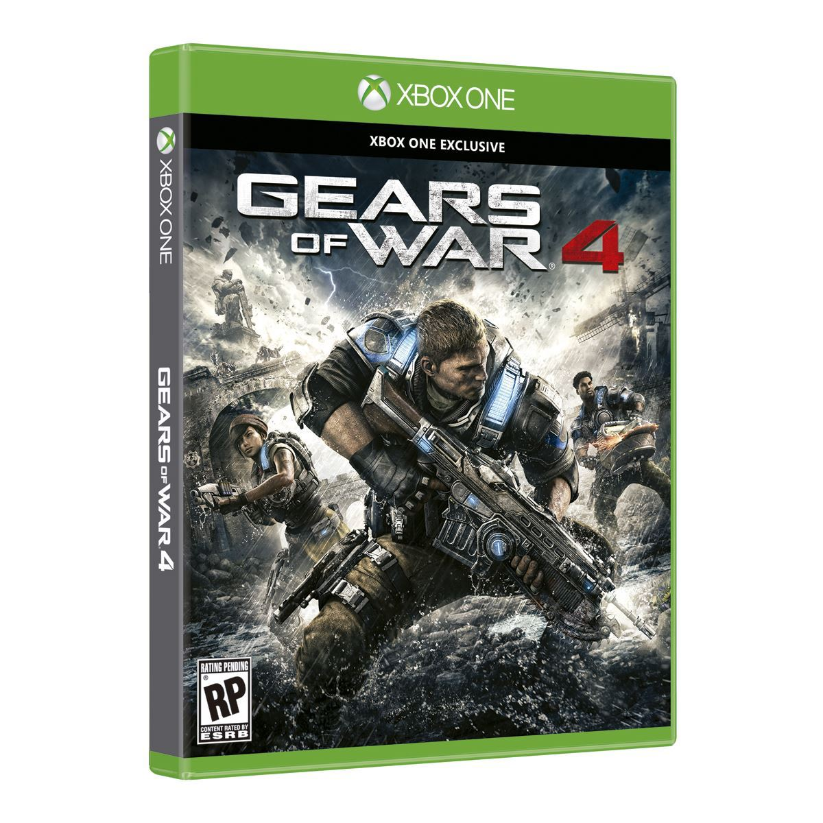 Consola Xbox ONE 500GB Gears Of War 4